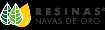 Resinas Navas de Oro | Colofonia | Aguarrás | Spain Logo