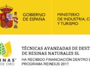 programa reindus resinas naturales 2017